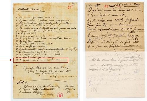 Poema Para Pessoa Amada: ALBERTO CAEIRO POEMAS INCONJUNTOS PDF